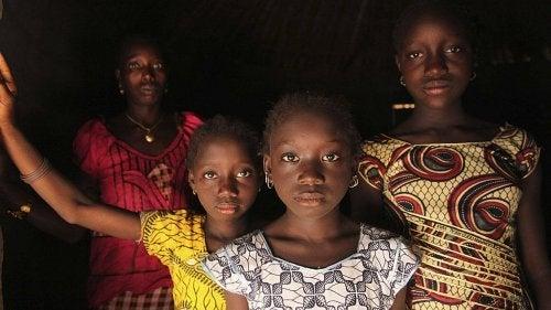 Ótima notícia: África diz NÃO à mutilação genital feminina