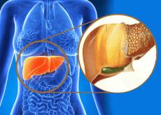 Sinais de acúmulo de toxinas no fígado