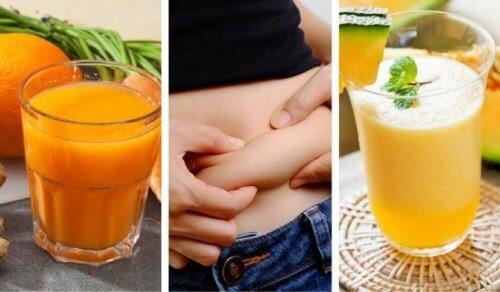 6 sucos para perder peso e fortalecer o sistema imunológico