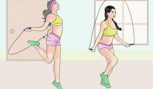 6 benefícios de pular corda pouco conhecidos