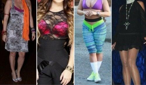 8 erros que devemos evitar na hora de escolher nossas roupas