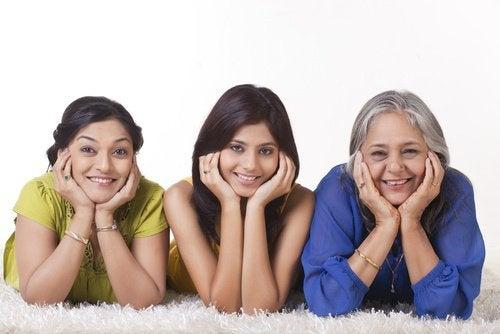 Mulheres com doença hereditária