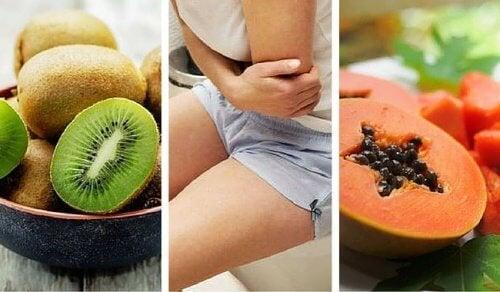 8 sucos de frutas para dizer adeus à prisão de ventre