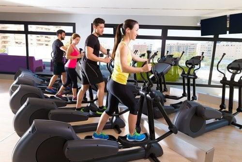 O exercício ajuda a aumentar a quantidade de glóbulos vermelhos