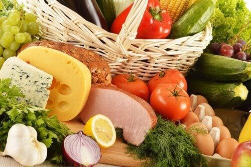 Uma boa alimentação  ajuda a manter o cérebro jovem