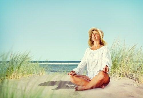 A meditação ajuda a combater a ansiedade
