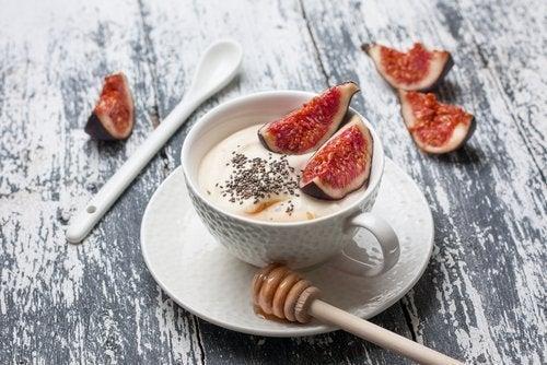 Chá de figos para combater a prisão de ventre