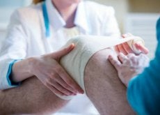 """Desenvolvem um """"curativo vivo"""" de células-tronco para tratar as lesões no joelho"""