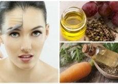 Aprenda a limpar seu rosto com óleos naturais e descubra seus benefícios