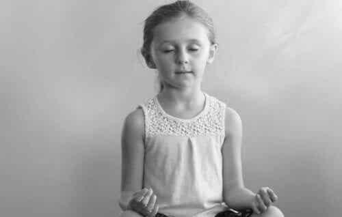 Meditação: alternativa aos castigos para as crianças