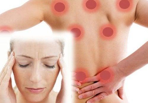 Pontos de dor na fibromialgia