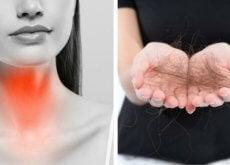 Como combater a perda de cabelo devido à tireoide