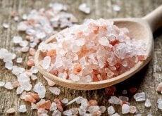 Sal do Himalaia para acabar com a enxaqueca