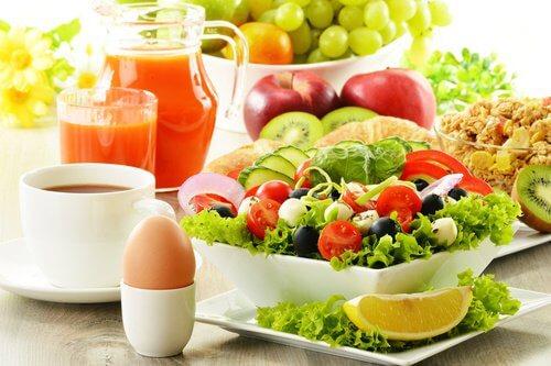 Saladas para perder peso e se sentir saciado