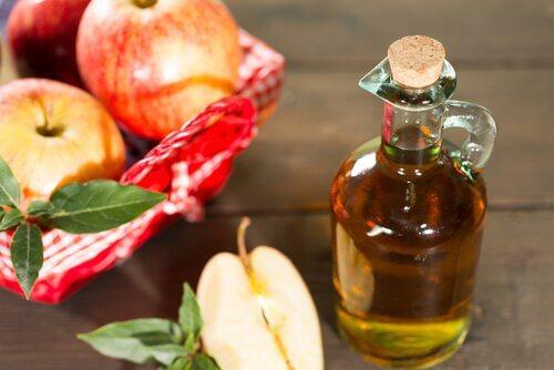 O vinagre de maçã ajuda a diminuir os sintomas do lúpus