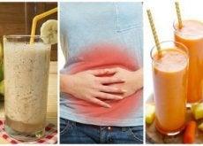 5 vitaminas naturais para aliviar as digestões lentas