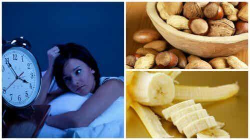 8 alimentos para combater a insônia naturalmente