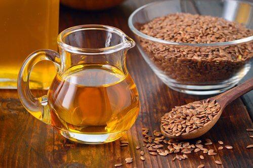 Suco de linhaça para combater o câncer de cólon