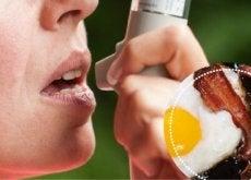 6 alimentos que as pessoas asmáticas deveriam evitar