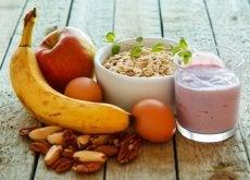 Os melhores cafés da manhã anti-gordura