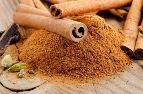 A canela ajuda a diminuir a gordura abdominal