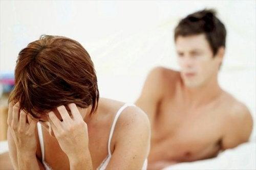 5 razões pelas quais o sexo não é satisfatório