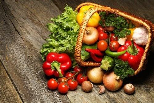Alimentos alcalinos para combater o câncer