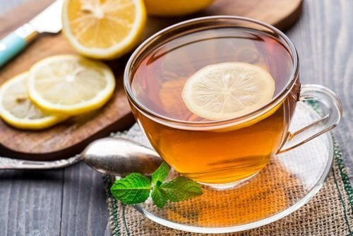 Chá para diminuir a gordura abdominal