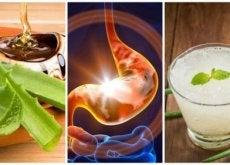 Combata os sintomas da gastrite com este simples remédio natural