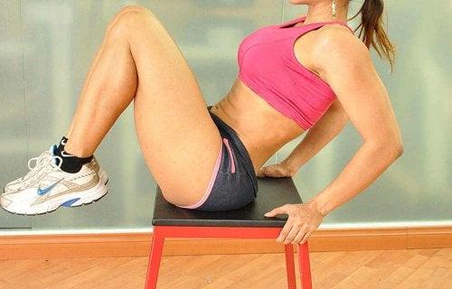 exercícios para o metabolismo