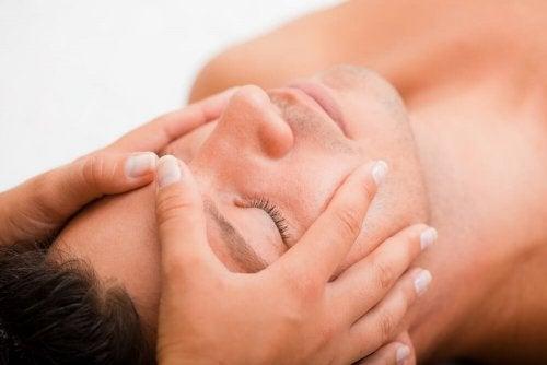 Massagem para controlar o lúpus