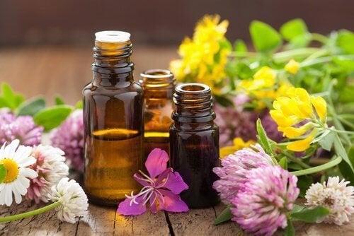 óleos essenciais para controlar ansiedade