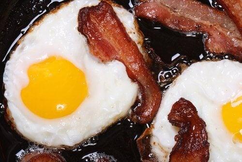 Evite as gorduras se quiser manter os rins saudáveis