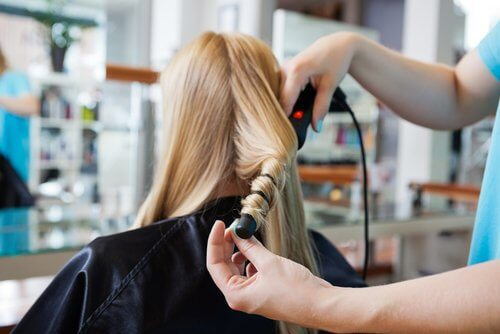 Cachear o cabelo