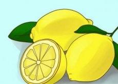 Remédio natural de canela e limão