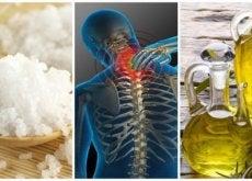 Dores articulares: conheça um maravilhoso tratamento com sal e azeite