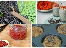 Sementes de chia: 5 maneiras deliciosas de aproveitar seus benefícios