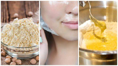 5 receitas caseiras para remover o pelo facial de forma natural