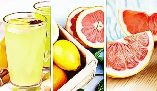 5 receitas para limpar o fígado