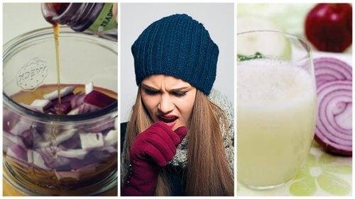 5 remédios caseiros com cebola para aliviar a tosse