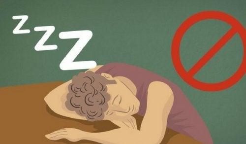 7 consequências de dormir pouco