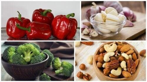 8 alimentos que são mais saudáveis quando consumidos crus