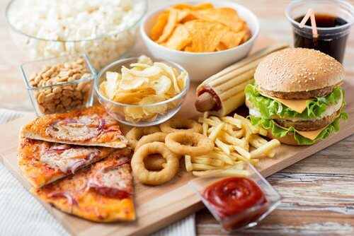 Alimentos à base de farinhas
