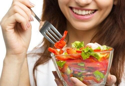 Comer saudável evita tomar antiácidos