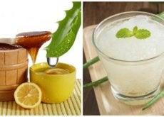 Deliciosa bebida multivitamínica para melhorar a visão e o metabolismo
