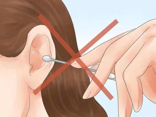 Dicas para higienizar corretamente os ouvidos