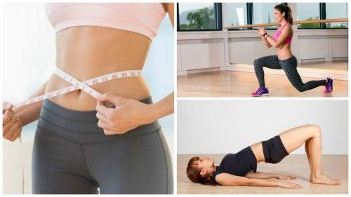 Quer reduzir centímetros de sua cintura? Não deixe de praticar esses exercícios