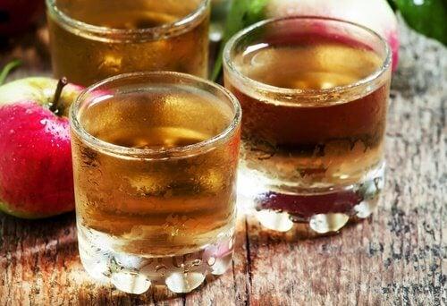 Vinagre de sidra de maçã ajuda a prevenir infecções bacterianas