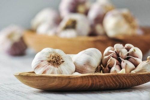 O alho pode ajudar a limpar as artérias
