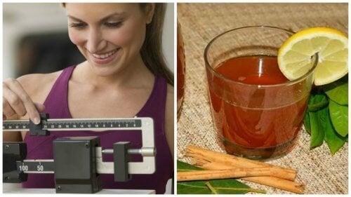 Chá de canela e louro para perder peso